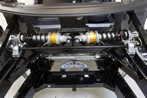 Lamborghini Suspension 2012 Lamborghini Aventador Suspension Walkaround