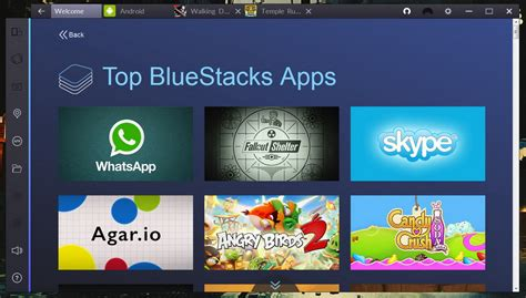bluestacks for android bluestacks 2 android emulator supports running apps on windows