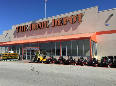 the home depot dublin ga company profile