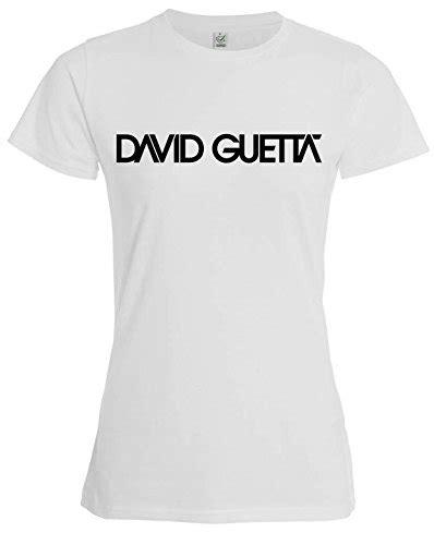 David Guetta 4 Mens T Shirt david guetta dj logo femme blanc t shirt boutique david