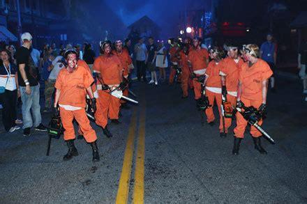 top halloween horror nights experiences