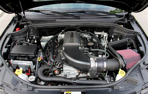 Jeep Supercharger Geigercars Supercharged Jeep Srt Is An American Rocket
