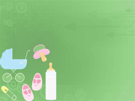powerpoint templates baby baby background wallpaper wallpapersafari
