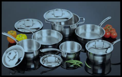 casa royale cookware paderno manufactures cookware and kitchenware grant