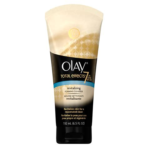 Olay Total Effects Cleanser wash toner olay