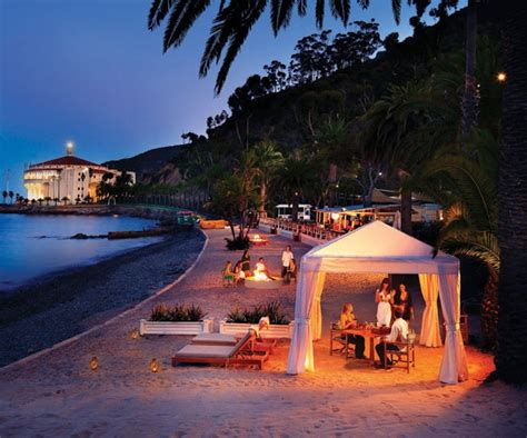 best time for wedding in california california island time destination weddings on santa island