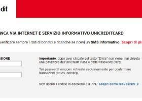 unicredit on line clienti unicredit area clienti privati