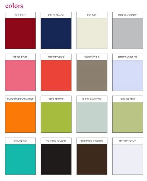 17 best images about color combinations on
