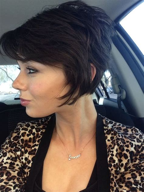 a line cuts pixie short pixi a line bob hairstyle hair pinterest not
