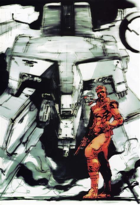 I Gear Original 1998 road gameandgraphics metal gear solid original