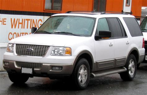 Expedition 6683 Md White Original file 2003 2006 ford expedition 11 25 2009 jpg wikimedia commons