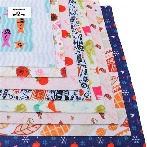 printable felt fabric print nonwoven felt fabric thickness polyester soft felt