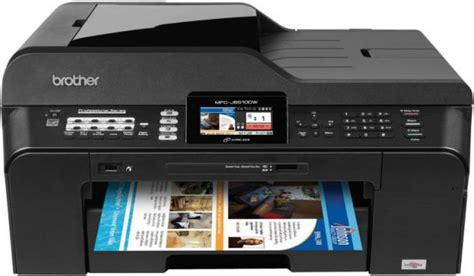 Printer A3 Mfc 6490cw review mfc j6510 multi function a3 printer