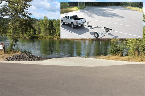 access to outdoors coeur d alene river and chain lakes - Lake Coeur D Alene Boat Launches
