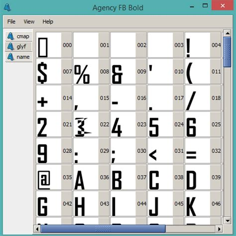 typography editor 5 free font editor software