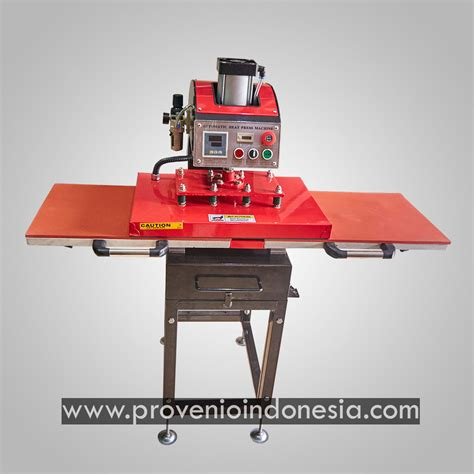 Alat Sablonalat Mesin Heat Press Machine mesin heat press jc 7 40x60 dobel provenio indonesia perlengkapan dan peralatan sablon