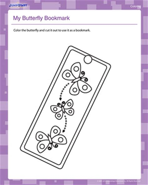 printable butterfly bookmarks best photos of butterfly bookmarks to color free
