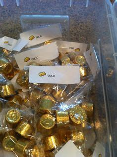 gold mining themes gold rolos had kids mine in our woods in the dirt no