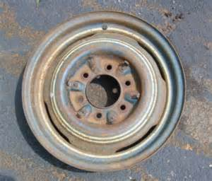6 Lug 1954 Chevy Truck Wheels Wheels And Covers Jim Truck Parts