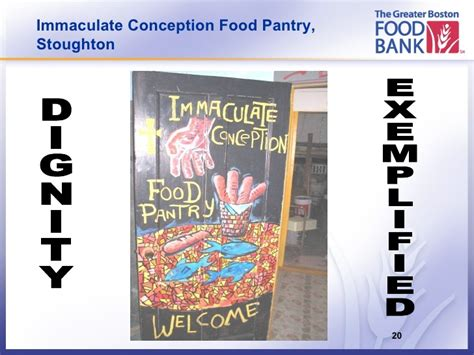 Stoughton Food Pantry by St Paul Presentation