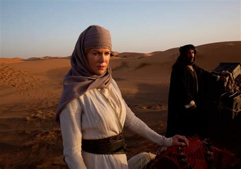 film queen of the desert trailer watch the trailer for nicole kidman starring as queen of