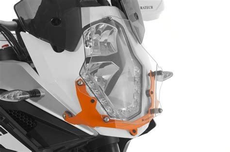 Ktm Apparel Usa Release Clear Headlight Guard Ktm 1190 1090