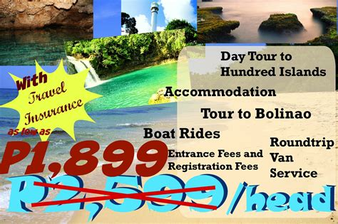 Cheapest Rates On Vigan Packages For 2017 by Cheapest Baguio Tour Package 2017 Lifehacked1st