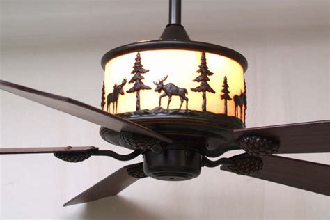 Cabin Ceiling Lights by Vaxcel Yellowstone Ceiling Fan Rustic Lighting Fans