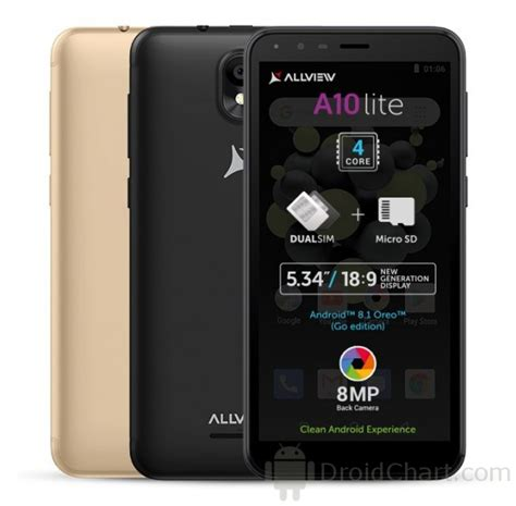 Samsung A10 Lite by Allview A10 Lite 2018 Review And Specifications