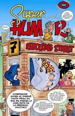 7 rebolling street la bitacora de maneco capsulas espa 209 a