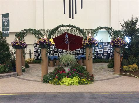 home and garden show displays rosemont nursery