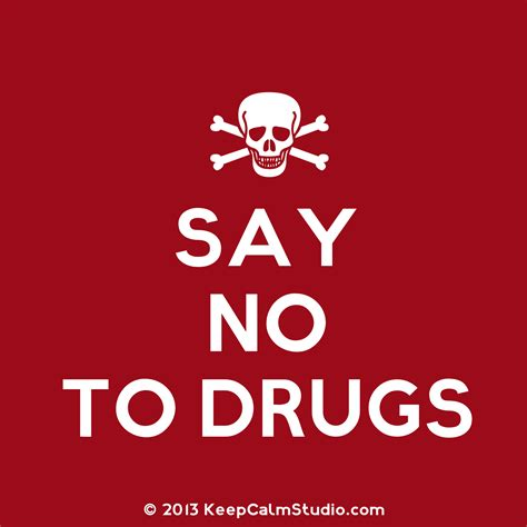 Says No To by Say No To Drugs Design On T Shirt Poster Mug And Many