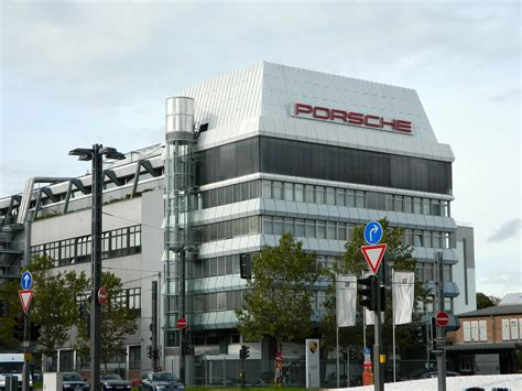 Porsche Manufacturing Plant In Germany by Porsche Museum Germany Visit The Porsche Museum In