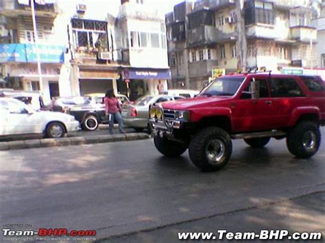 Toyota Trucks In India Getting A With A Lift Kit To India Is It Possible