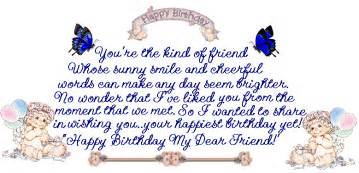 imageslist happy birthday friend 1