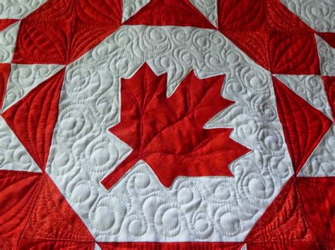pattern fabric canada linda s quiltmania happy canada day