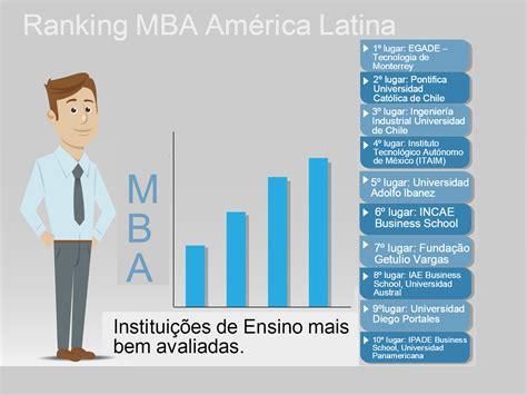 Mba Chile Ranking by Os 10 Melhores Cursos De Mba Da Am 233 Rica