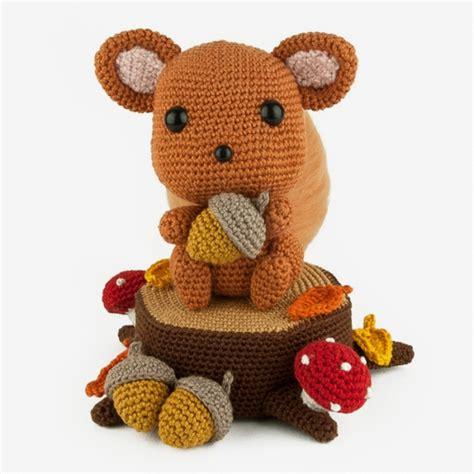 squirrel amigurumi crochet pattern the magic loop squirrel amigurumi pattern amigurumipatterns net