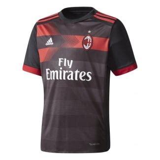 Jersey Ac Milan Home Sleeve Musim 2017 2018 ac milan kit ac milan shirts excell sports