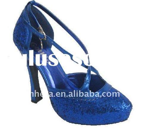 Vincci Heels Sandal Stick Diamonds blue sandal high heel shoes for sale