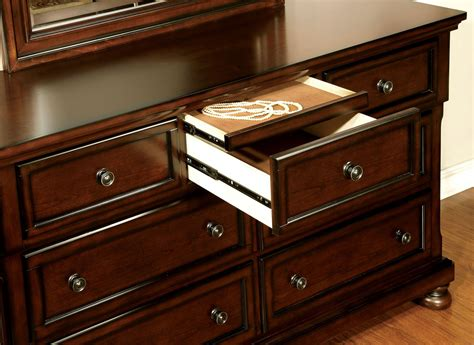 dark cherry bedroom furniture northville dark cherry bedroom set from furniture of