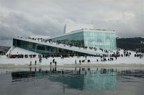 oslo opera house creative class 187 blog archive 187 new opera house oslo creative class