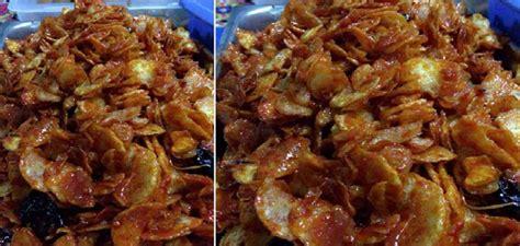 Keripik Kentang Balado 175 Gram cara membuat keripik kentang goreng balado sedap di lengkapi dengan tips menggorengnya