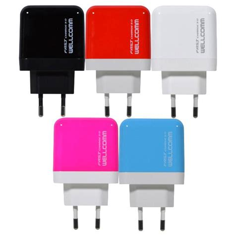 Charger Nokia Kepala Besar Ori 98 travel charger wellcomm fast charger aktc3afcw