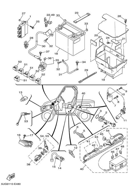 yamaha rhino 700 complete wiring diagram yamaha home