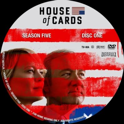 buy house of cards season 1 house of cards season 5 disc 1 dvd covers labels by covercity