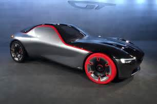 Opel Autos Opel Gt Concept Revealed At Geneva 2016 Vauxhall S Sports