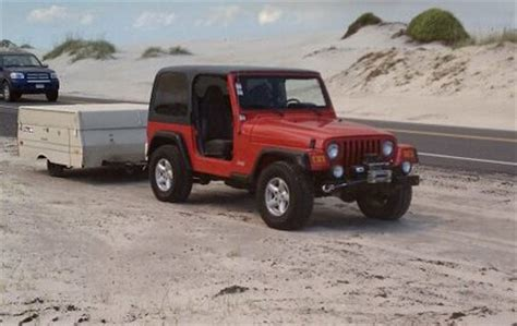 Jeep Wrangler Tow Capacity Jk Towing Capacity Html Autos Post