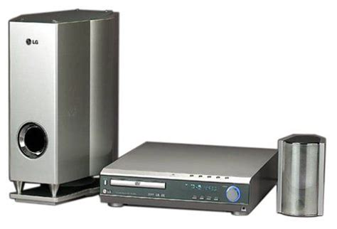 zenith dvt216 dvd receiver home theater system dv t216