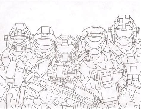 halo coloring pages online halo 3 odst coloring pages coloring home